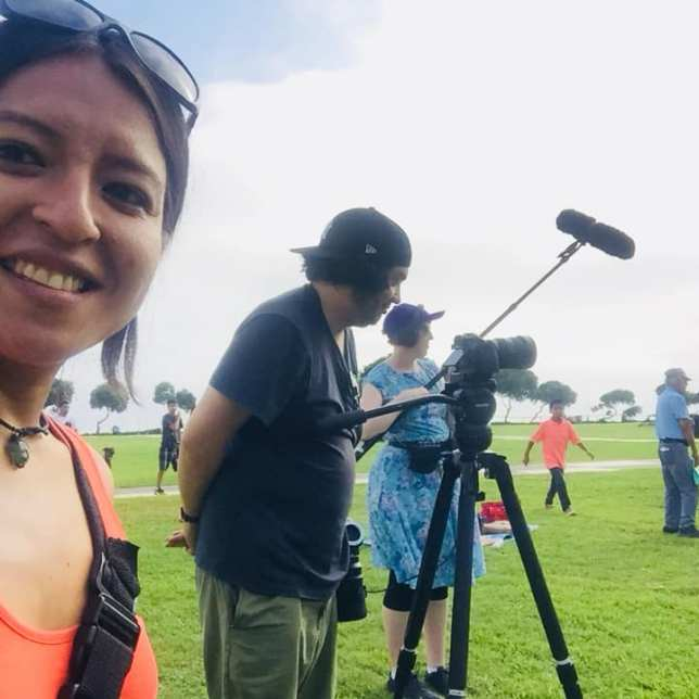 Documentary Filmmaker in Peru
