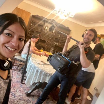 Producer Peru production film