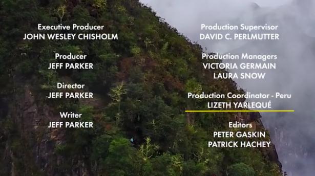 producer film peru cinematographer