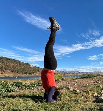 Yoga peru filmmaker