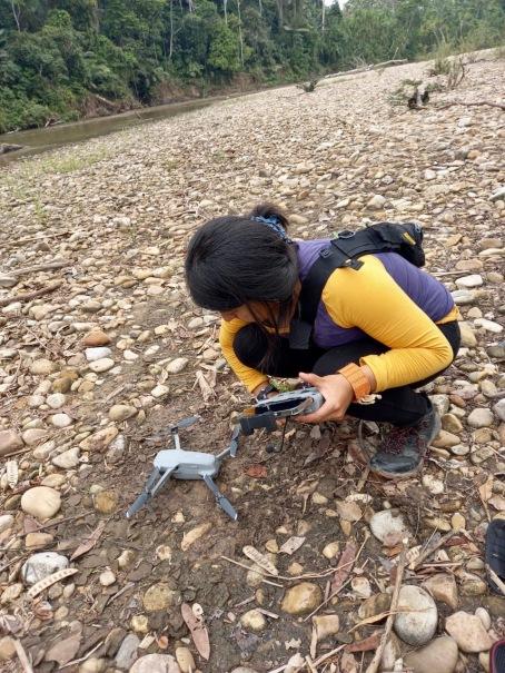Filmmaker peru documentary drone driver